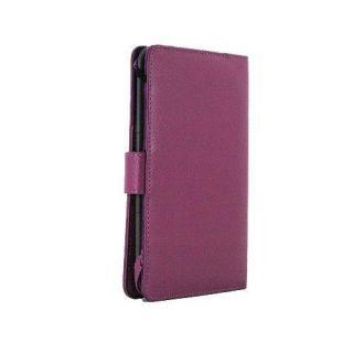 50x  Kindle 3 Luxury Design Leather Case Purple