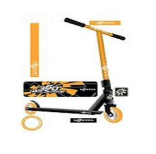 Vortex 360 Pro Stunt Scooter Street Push Trick Scooter Kids Childrens