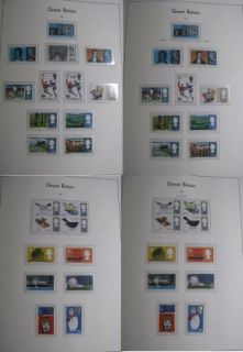 GB King Edward VII QEII Mint Collection in Lighthouse Album