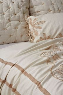Cabarita King Duvet Bedskirt 2 King Shams Linen Cotton