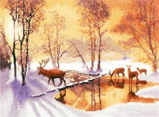 Heritage John Clayton Counted Cross Stitch Chart Stepping Stones Sale