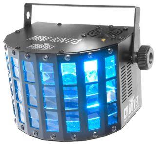 New Chauvet Mini Kinta 3W LED RGB DMX Sound Activated Ambient DJ