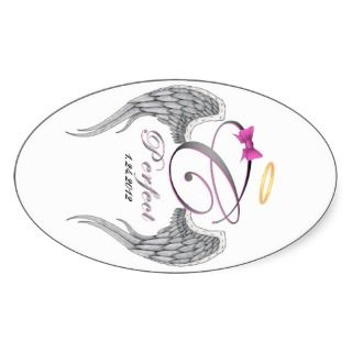 Perfect Angel Sticker