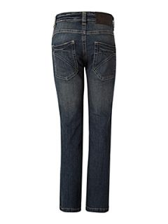 Benetton Slim fit jeans Denim Indigo