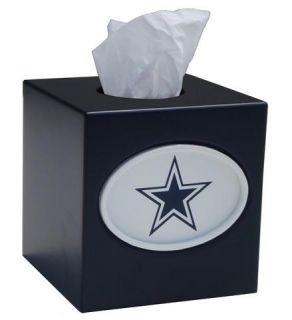 Dallas Cowboys Tissue Holder Box Cover