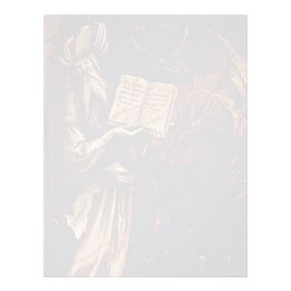 Annunciation By Grünewald Mathis Gothart (Best Qu Letterhead