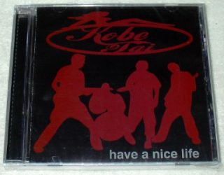Kobe Tai Have A Nice Life New SEALED CD EP