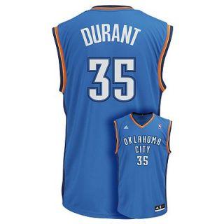 Kevin Durant OKC Thunder Kids Boys NBA Youth Jersey Medium Large x