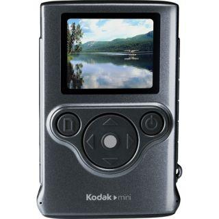 Kodak ZM1 Red Grey Waterproof Sport Mini Video Camera Camcorder