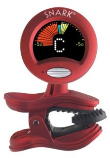 Snark sn2 Chromatic Tuner Metronome Clip on Guitar Bass Violin Strings