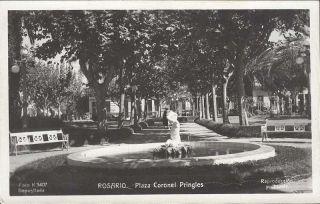 Rosario Plaza Coronel Pringles Foo Kohlmann 3407 Real Phoo