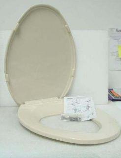 Kohler K 4684 47 Glenbury Elongated Toilet Seat Almond