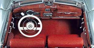 24 Mercedes Benz 300D Cabriolet  Konrad Adenauer  1958 1 24