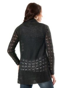 New Loved by Heidi Klum for Motherhood Maternity XL Cardigan Sweater
