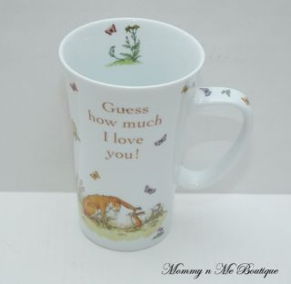 Konitz Germany Guess How Much I Love You Coffee Mug Cup