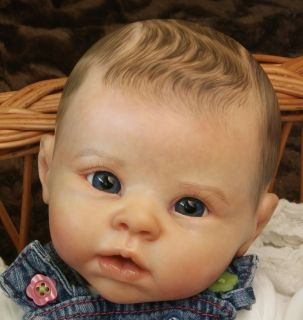 Krista So Cute Reborn Girl by L Murray Bellababy