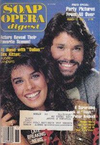 Soap Opera Digest March 1984 Bo Hope Dool Alfonso