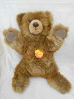Steiff Molly Bar 20 Stuffed Teddy Bear Knopf Im Ohr Excellent