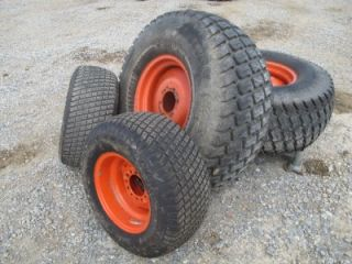 Kubota Tractor Tires Rims Front Rear