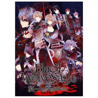 Black Wolves Saga Bloody Nightmare for Windows Japan Import Video Game