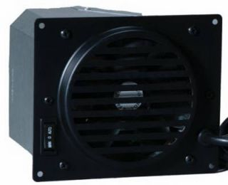 Kozy World 20 6027 Thermostatically Controlled Heater Blower Fan