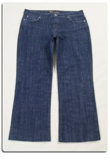 Kut from The Kloth Bootcut Stretch Jeans Size 14 JN378