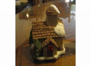 Christmas Kurt s Adler Church Santas World Nork J2647 House for