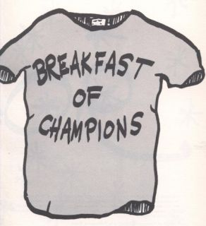 breakfast of champions essay questions
