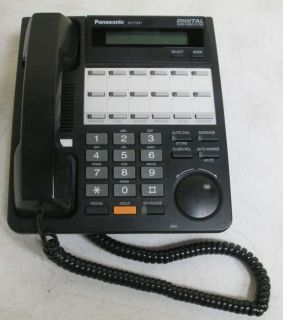 Panasonic KX T7431 Digital Super Hybrid System Phone