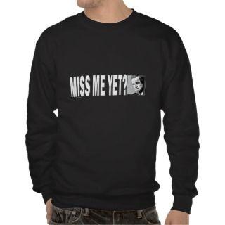 George Bush Pull Over Sweatshirt
