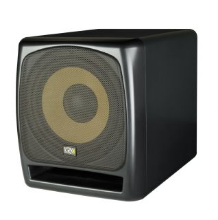 KRK 12S Active Hi Powered Studio Amplified Subwoofer 12 Sub Woofer
