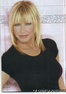 Suzanne Somers Lisa Kudrow HX Magazine July 2005