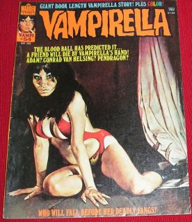 54 Comic Magazine Richard Corben Jan Strnad Jose Gonzalez