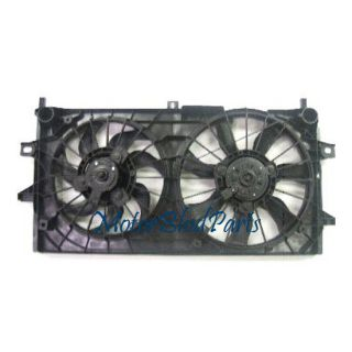 06 11 Impala Monte Carlo 3 5L 3 9L TYC Rad Cond Cooling Fan Assembly