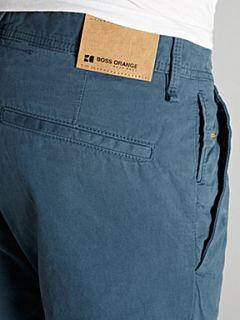 Hugo Boss Schino slim fit chino trousers Dark Blue