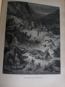 The Fables of La Fontaine Illustrations Gustave Dore