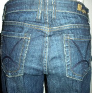 Kut from The Kloth MS Sz Dark Wash Bootcut Premium Denim Jeans