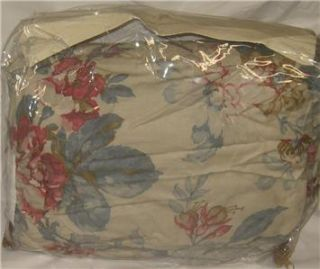 Ralph Lauren Lake House Floral Queen Bedskirt New 1st Quality