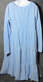 Girls Boutique Hanna Andersson Love to Twirl Powder Blue L s Dress 150
