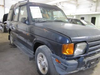 from the vehicle shown below 1997 land rover discovery stock 110356