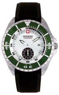 New Swiss Military Hanowa Sealander Mens Watch