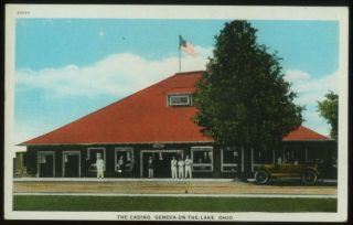 070511 Folks Casino Geneva on The Lake Oh Ohio Postcard