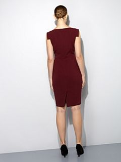 Pied a Terre Pocket detail shift dress Teal