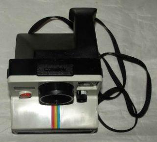 Polaroid Rainbow OneStep Land Instant Film Camera