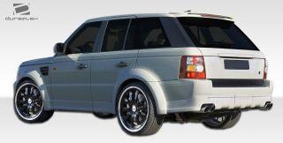 2006 2009 Land Rover Range Rover Sport Duraflex HM S Rear Bumper (3