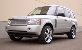 22 Range Rover Sport HSE Land Rover LR3 Wheels Rims