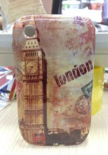 United Kingdom Landon Famous Set Back Cover Case for Blackberry BB