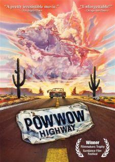 Powwow Highway New SEALED DVD
