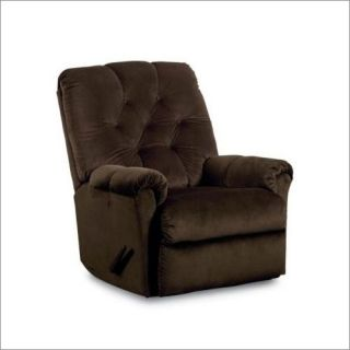 Camping Recliner Chairs Furniture, Dual Wall Hugger Recliner, Travel Trailer ...