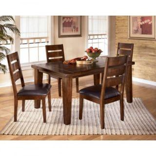Ashley Ashley Larchmont 5piece Rectangular Table  New